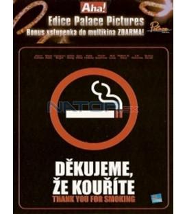 Děkujeme, že kouříte (Thank You for Smoking) DVD