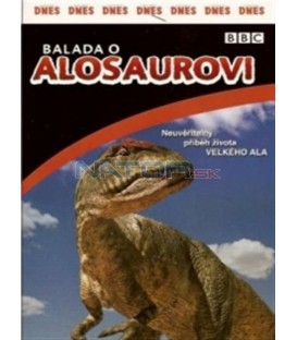 Balada o Alosaurovi (The Ballad of Big Al) DVD