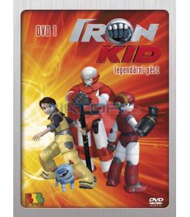 Iron Kid - Legendární pěst - DVD 1 (Iron Kid) DVD
