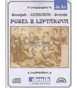 Posel z Liptákova CD