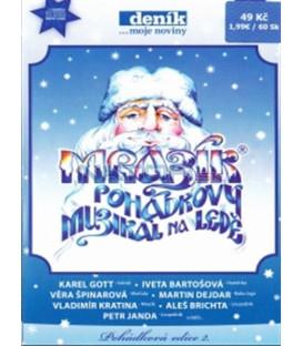 Mrazík - pohádkový muzikál na ledě CD