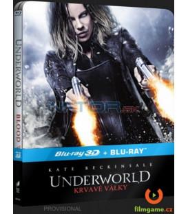 Underworld: Krvavé války (Underworld: Blood Wars) Blu-ray 3D + 2D STEELBOOK