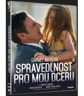 Spravedlnost pro mou dceru (Au nom de ma fille) DVD