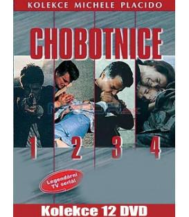 Chobotnice  (La Piovra) Kolekce 12 DVD