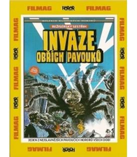 Invaze obřích pavouků DVD (Giant Spider Invasion, The)