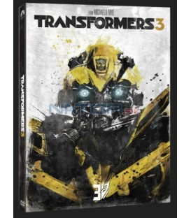 Transformers 3. (Transformers: The Dark of the Moon) - Edice 10 let DVD