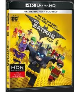 LEGO Batman Film (The LEGO Batman Movie) UHD+BD - 2 x Blu-ray