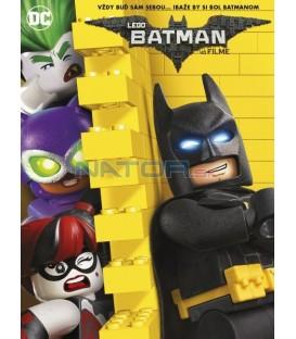 LEGO Batman Film (The LEGO Batman Movie) DVD
