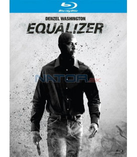 The EQUALIZER Big Face Blu-ray