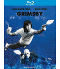 Grimsby (The Brothers Grimsb) Big Face Blu-ray