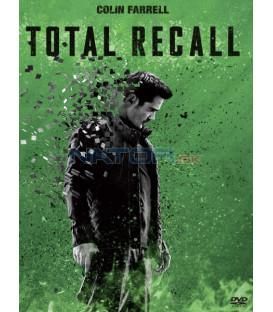 Total Recall (2012) Big Face DVD