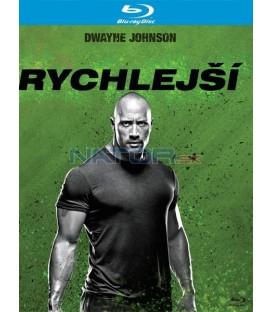 Rychlejší (Faster) Big Face Blu-ray