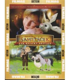 Králíček Sameťáček (The Velveteen Rabbit) DVD
