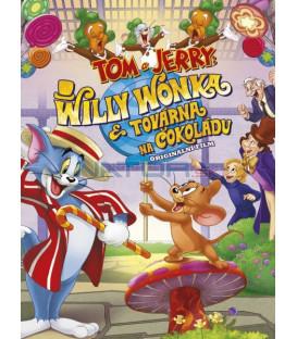 Tom a Jerry: Willy Wonka a továrna na čokoládu SK/CZ dabing