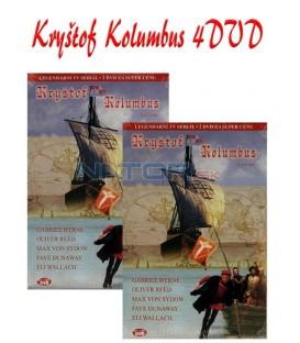 Kryštof Kolumbus 4XDVD