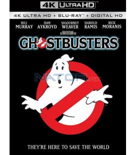 Krotitelé duchů (Ghost Busters) UHD+BD - 2 x Blu-ray