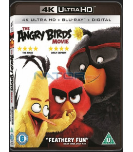 Angry Birds ve filmu (Angry Birds) UHD+BD - 2 x Blu-ray