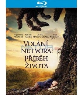 Volání netvora: Příběh života (Monster Calls) Blu-ray