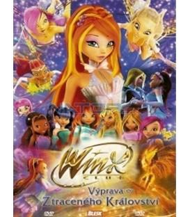 Winx Club: Výprava do ztraceného královstv í(Winx Club: the Secret of the Lost Kingdom) DVD
