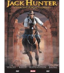 Jack Hunter: Ztracený poklad Ugaritů (Jack Hunter and the Lost Treasure of Ugarit) DVD