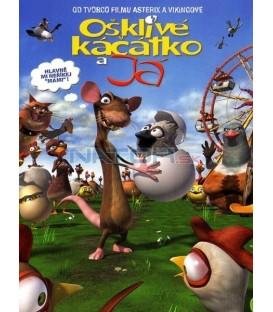 Ošklivé káčátko a já (The Ugly Duckling and Me!) DVD