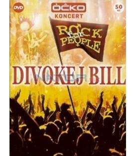 Divokej Bill - Rock for People DVD