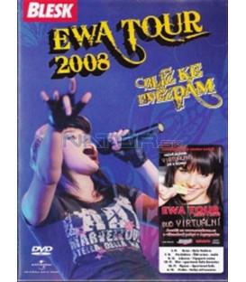 Ewa Farna - Ewa Tour 2008 - Blíž ke hvězdám DVD