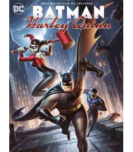 Batman a Harley Quinn (Batman and Harley Quinn) DVD