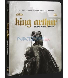 Král Artuš: Legenda o meči (King Arthur: Legend of the Sword) Blu-ray 3D + 2D - steelbook