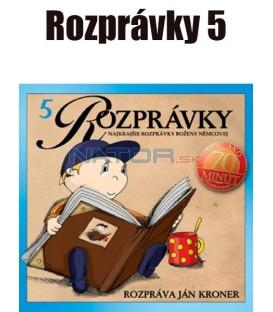 CD Rozprávky 5