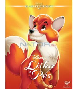 Liška a pes S.E. (The Fox and the Hound ) - Edice Disney klasické pohádky 13. DVD