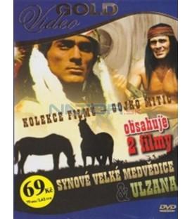 Synové Velké Medvědice + Ulzana(Die Söhne der großen Bärin+Ulzana) DVD