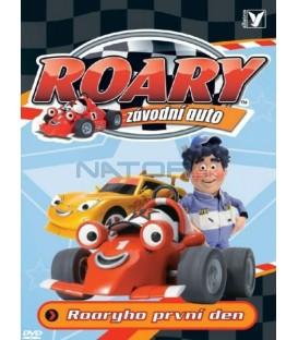 Roary, závodní auto: Roaryho první den(Roary the Racing Car)