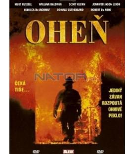 Oheň (Backdraft) DVD