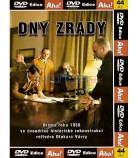 Dny zrady 1 DVD