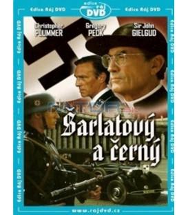 Šarlatový a černý (Scarlet and the Black, The) DVD