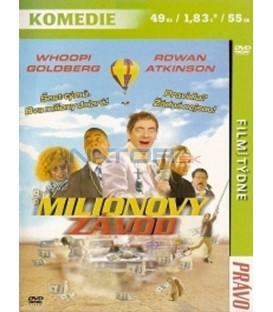 Milionový závod (Rat Race) DVD