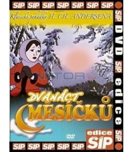 Dvanáct měsíčků (Двенадцать месяцев) DVD
