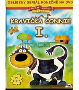 Kravička Connie I. (La Vaca Connie) DVD