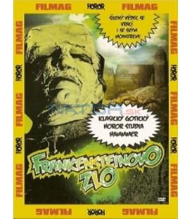 Frankensteinovo zlo DVD (The Evil of Frankenstein)