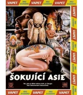 Šokující Asie (Shocking Asia) DVD