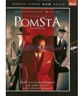 Pomsta /Pohřeb (The Funeral) DVD