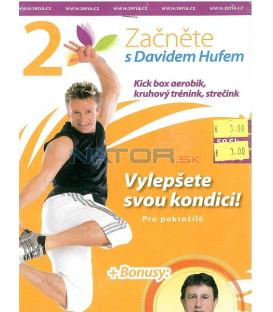 Začněte s Davidem Hufem - 2 - Vylepšete svou kondici! DVD
