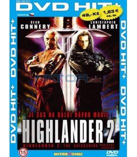 Highlander 2 (Highlander) DVD