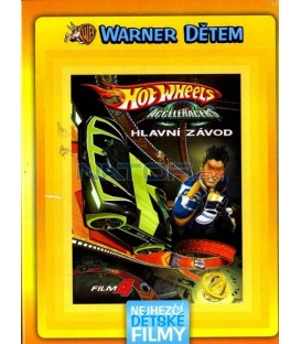 Hot Wheels Acceleracers 4: Hlavní závod (Hot Wheels Acceleracers: Ultimate race)