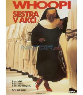 Sestra v akci (Sister Act) DVD