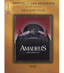 Amadeus (Amadeus S.E.Directors Cut) DVD