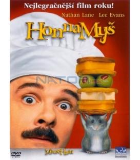 Hon na myš (Mousehunt) DVD