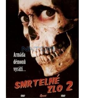 Smrtelné zlo 2 - lesny Duch 2 (Evil Dead II) DVD