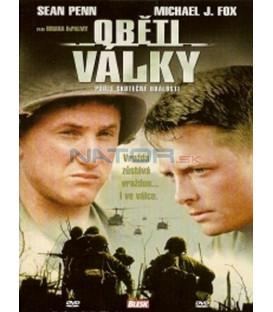 Oběti války (Casualties of War) DVD